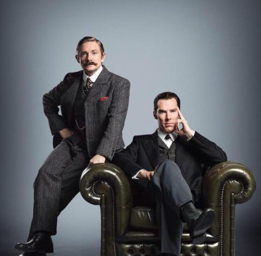 Sherlock 2 - The English Chesterfiled